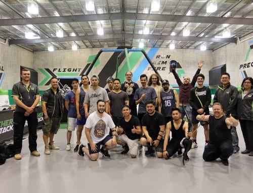 Archery Attack – Team Building