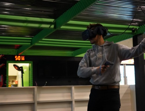 Virtual Reality Melbourne is very close