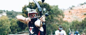 Archery Attack is great for Team Building, Corporate Team Activities, End of Year Functions